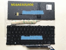 New Original Laptop/notebook US Backlit Keyboard for HP Elitebook X360 1030G2 1030 G2 904507-001 M16A63USJ930