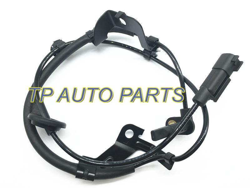Задний левый ABS Датчик скорости колеса для M-itsubishi 4WD Out-lander L-ancer OEM 4670A157 4670A583 ALS1706 5S11165 SU12618