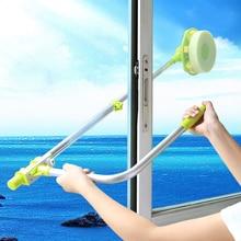 Телескопическая щетка для очистки окон с высокой посадкой, щетка для мытья окон, щетка для очистки окон hobot 168 188