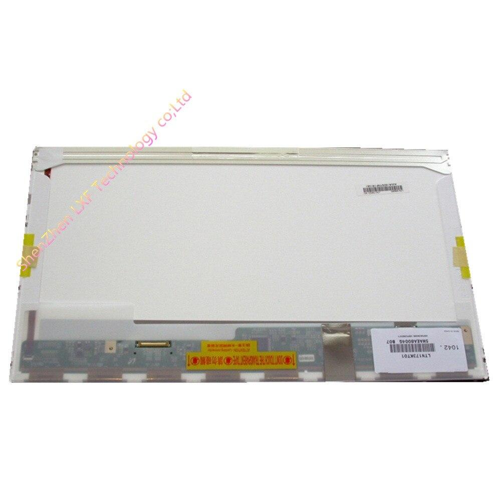 17.3 for for para lenovo ideapad g710 g780 g700 notebook substituição led tela display portátil lcd matriz 1600*900 40pin