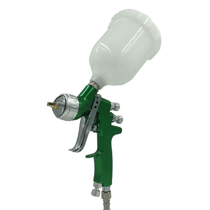 SAT1164 1.3mm/1.4mm Nozzle Professional HVLP Spray Gun Air Paint Spray Guns Airbrush For Painting Car