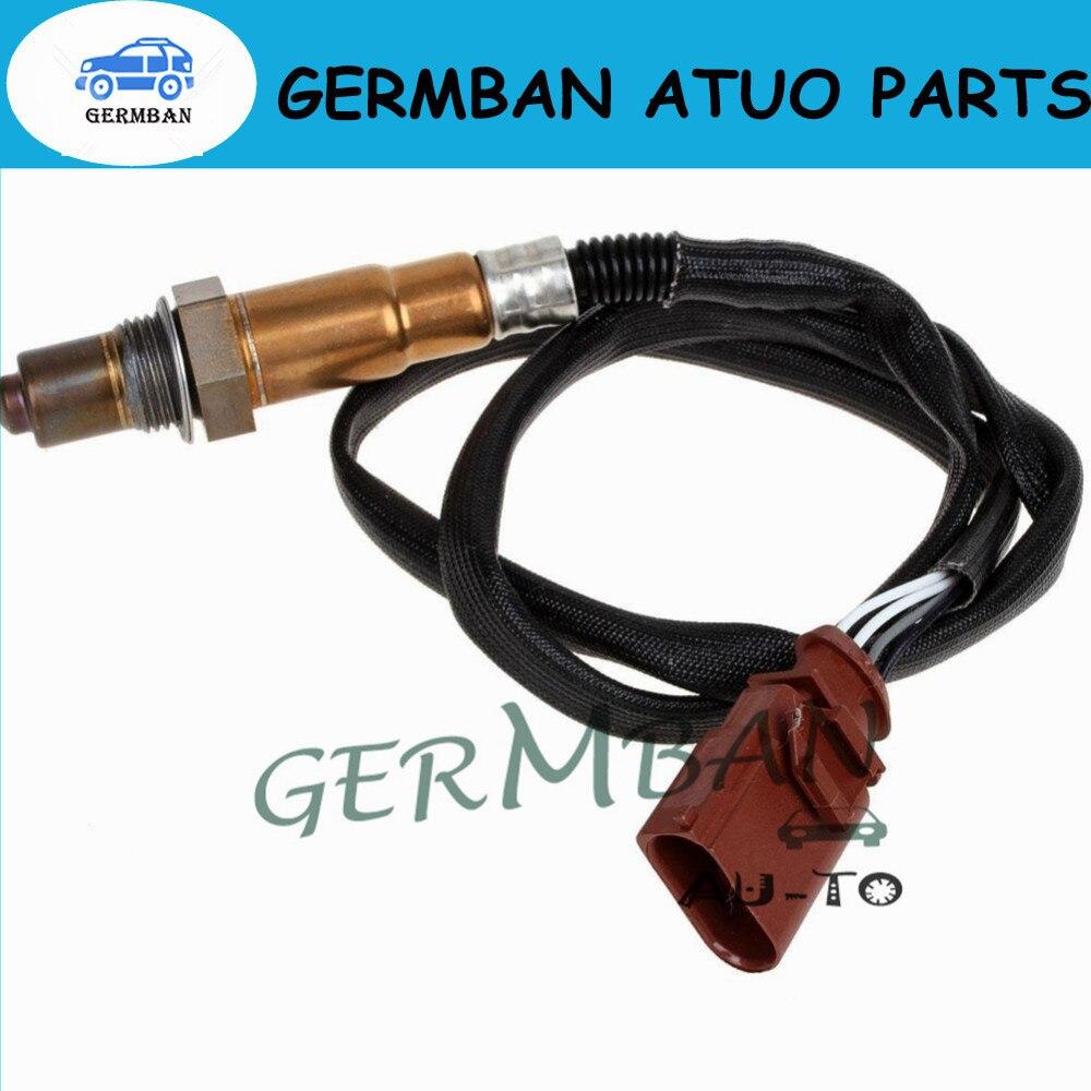 234-4827 Oxygen Sensor Downstream O2 Sensor 2 for 05-10 Volkswagen Jetta 2.5L, for 06-09 Volkswagen Rabbit 2.5L