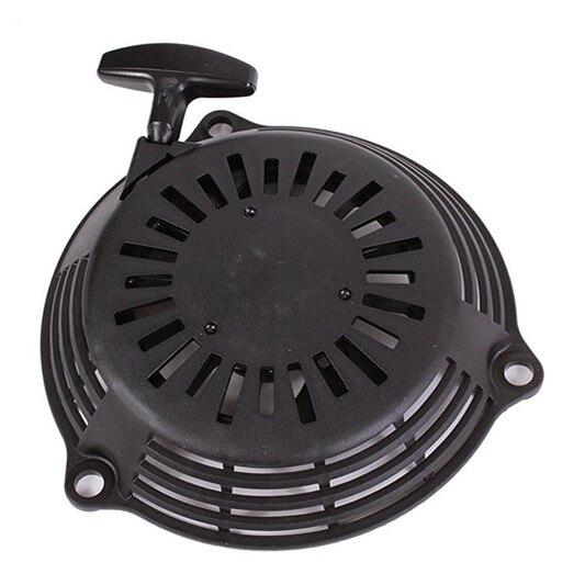 Recoil starter fits Honda GSV190 GC190 GCV190 GS190 4 stroke engine motors pull start HRB217 HRX217 mower part replacement