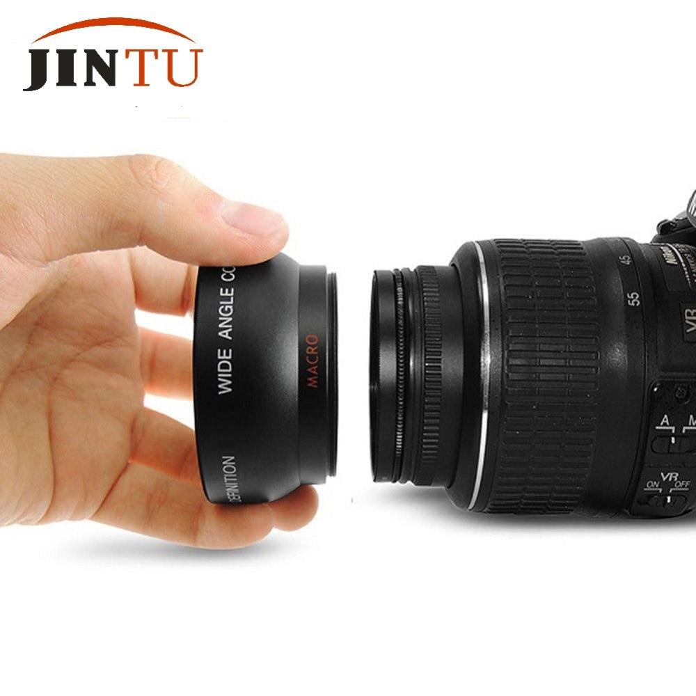 NEW Professional 52mm 2x Magnification Telephoto Tele Lens for NIKON CANON PENTAX SONY etc DSLR Camera LENS