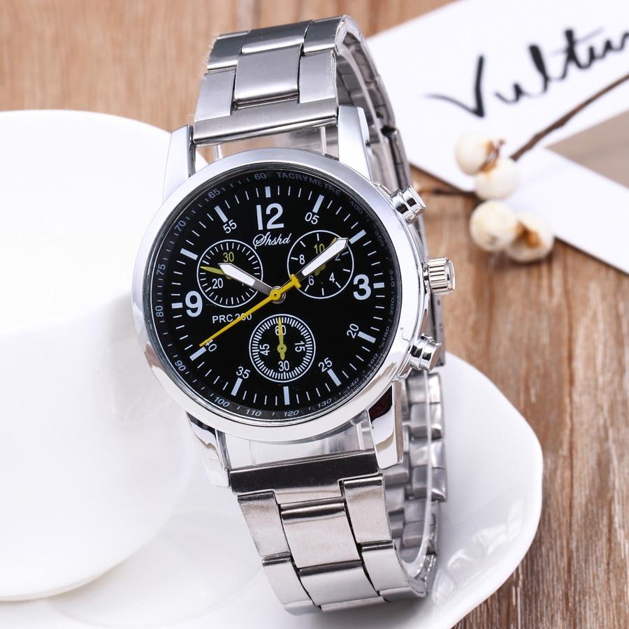 Mens Quartz Watches Luxury Ultra-thin Wrist Watch Men Watch Men's Watch Clock Erkek Kol Saati Reloj