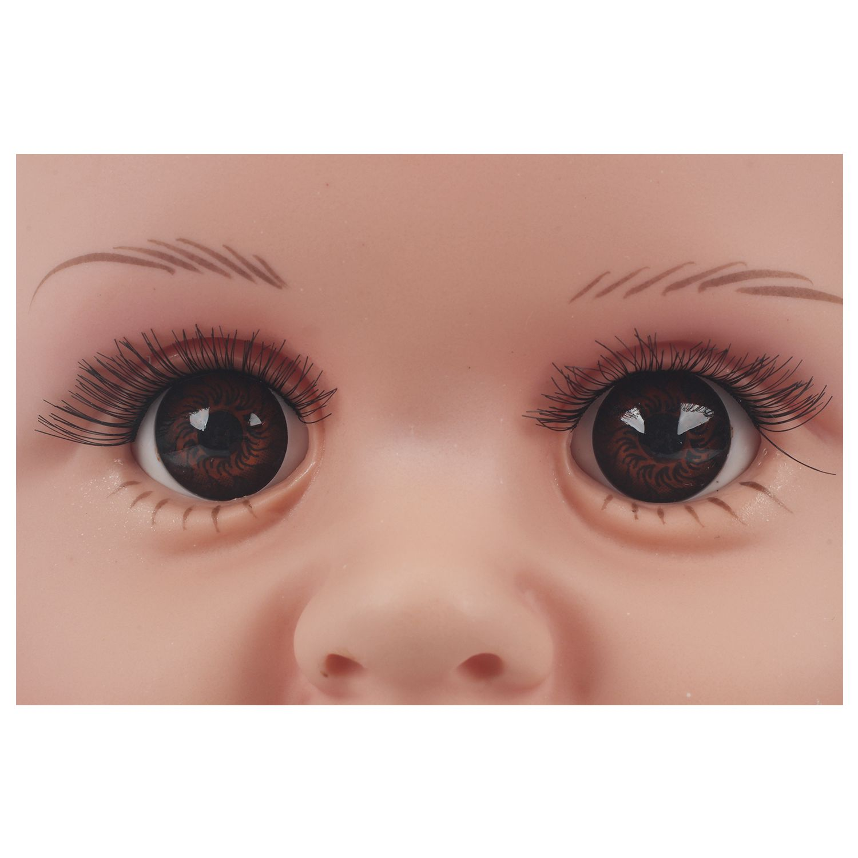 Children mannequin baby dolls shop window dolls head cap glasses enlarge