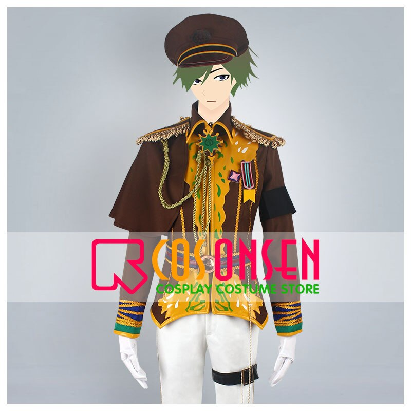 Disfraz Cosplay COSPLAYONSEN Taishou Guuzou Roman Teikoku Star The Fourth Star Fuji, todas las tallas