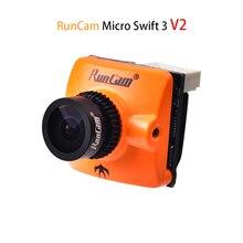 Caméra Runcam Micro Swift 3 V2 FPV 600TVL 2.1/2.3MM objectif 1/3