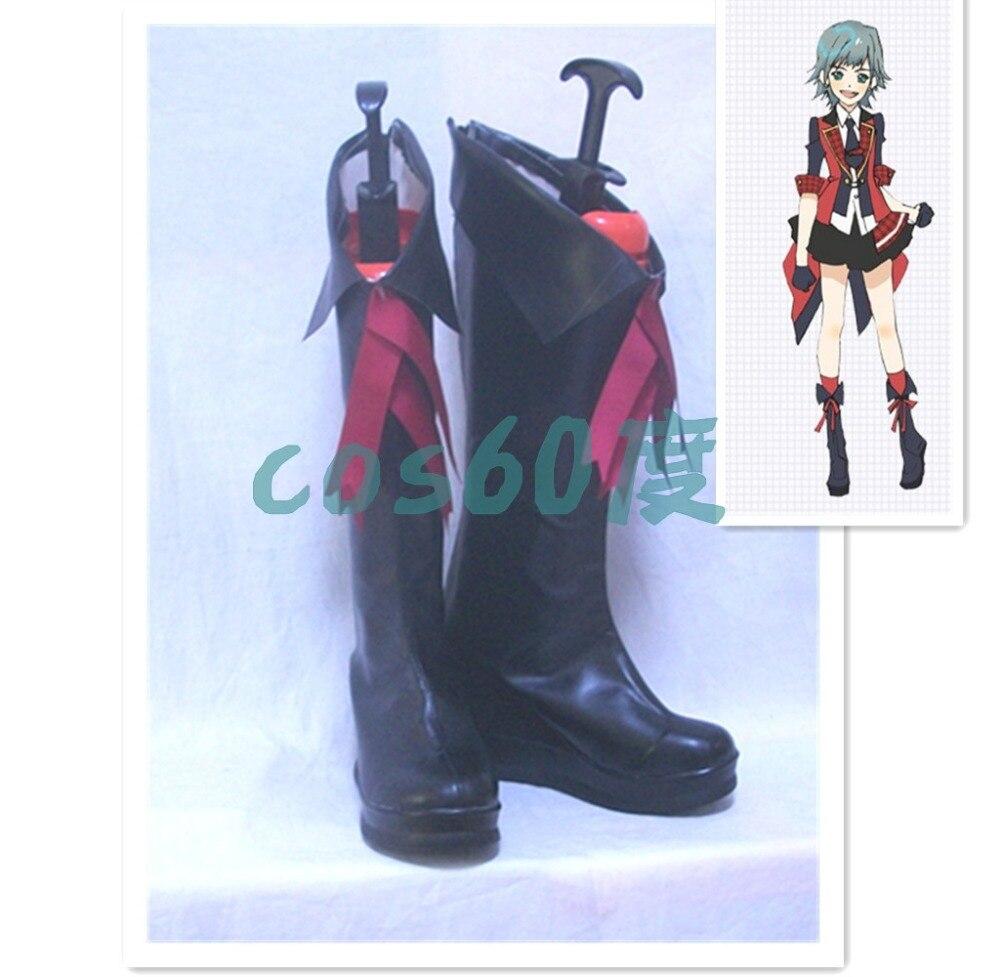 AKB0048 Miyazawa Sae Cosplay zapatos botas S008