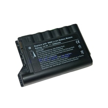 5200mAh for COMPAQ Laptop battery Evo N600 N600c N610v  N620c 250848-B25 301952-001 311222-001 293817-001 PP2041F PP2040