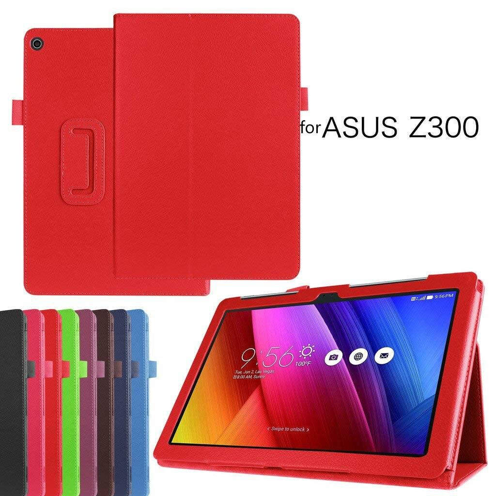 Чехол-книжка из искусственной кожи для ASUS ZenPad 10 Z301MFL Z301ML Z301 Z300C Z300M Z300CL Z300 10,1 дюймов для планшета