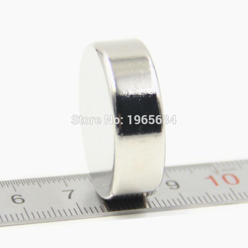 10pcs Neodymium N35 Dia30mm X 10mm  Strong Magnets Tiny Disc NdFeB Rare Earth For Crafts Models Fridge Sticking magnet 30x10mm