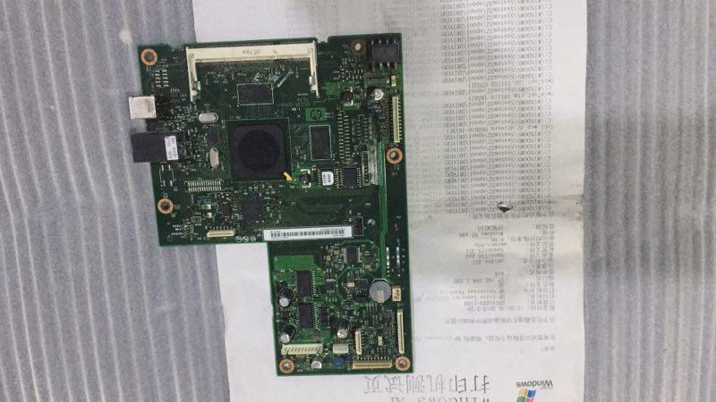 CE684-60001 placa madre para hp color laserjet CM2320nf MFP impresora