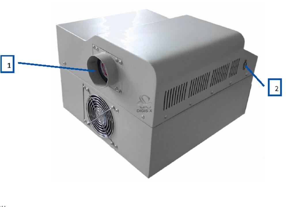 T-937 Desktop Leadfree Relow Oven Infrared IC Heater T937 Reflow Solder Oven BGA SMD SMT Rework Sation T 937