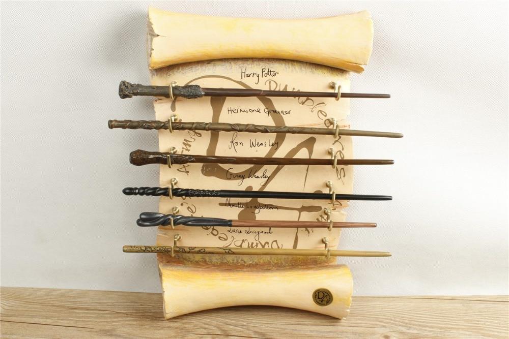 Harri Potter wand / Hermione / Voldemort / Dumbledore / Ron/Luna/Dumbledore in Magic tricks wand Popular sell