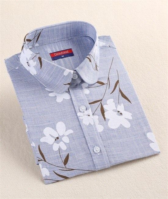 Harajuku druku kobiety bluzki bawełniane koszule z długim rękawem damskie bluzki collar floral clothing kobiet top koszula blusas duże rozmiary 5xl 10