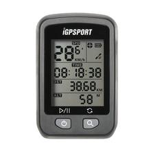 IGPSPORT-ordenador para bicicleta recargable, IPX6, a prueba de agua, retroiluminación automática, con soporte para GPS y ciclismo