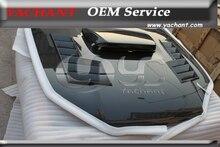 CW StyleHood en Fiber de carbone   Avec Scoop, adapté à Subaru Impreza WRX8