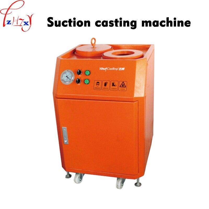 Máquina de moldeo por succión al vacío, máquina de moldeo de equipos de joyería de 5 pulgadas, máquina de fundición de joyas 380 V, 1 ud.
