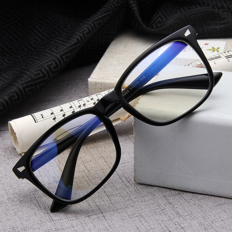 Anti blue rays computer Glasses Men Blue Light Coating Gaming Glasses for computer protection eye Re