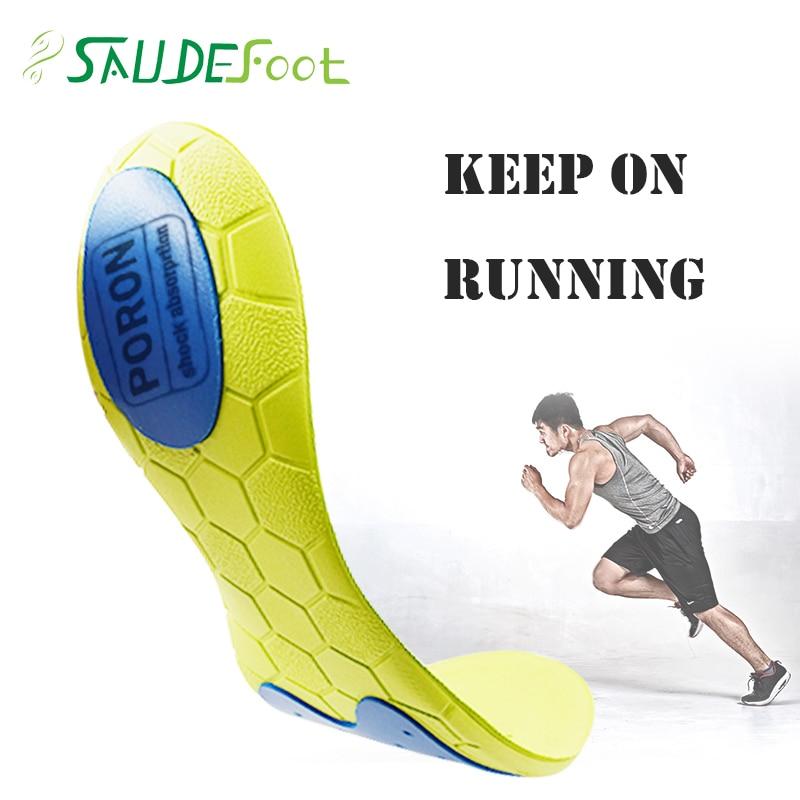 Sneaker Shoes Insert Light Weight Soft Shock-Absorbant Height Increase Memory Foam Men Women Shoes Running Basketball Insoles
