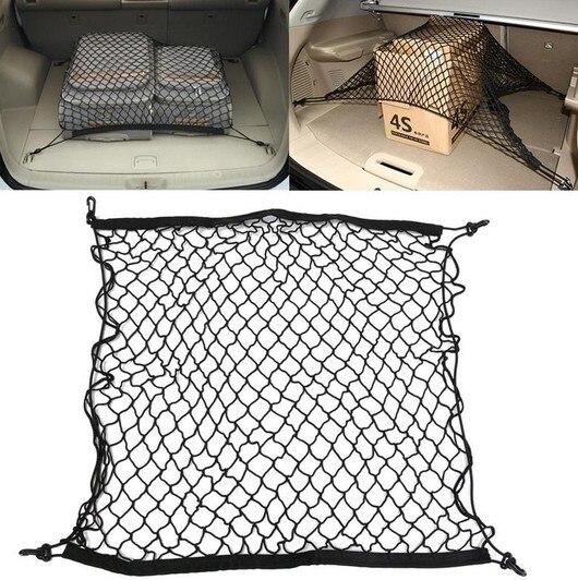 Para Toyota RAV4 2006 2007 2008 2009 2010 2011 Almacenamiento de equipaje en maletero de coche organizador de carga red elástica accesorios de diseño