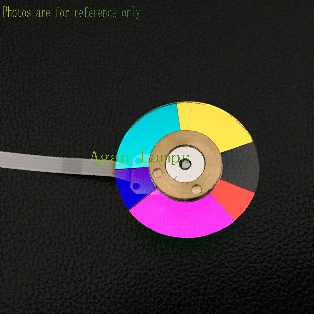 عجلة ملونة لجهاز عرض Benq W1000;HP3920, أصلية وجديدة 100%