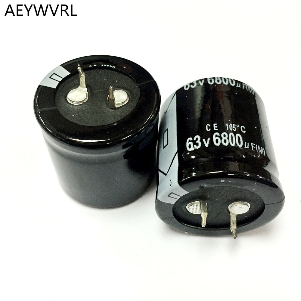 Condensateur électrolytique en aluminium 6800UF 63V 63V6800UF 30*35MM
