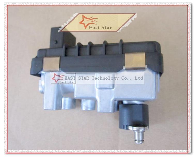 Turbo actuador electrónico de G048 G-048 G48 G-48 752406 6NW009206 6NW-009-206 turbocompresor eléctrico actuador de válvula de descarga
