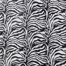 Bandana imprimé zèbre noir blanc   2018 coton à la mode 100% pour femmes hommes filles garçons été nouveau Punk Hip Hop
