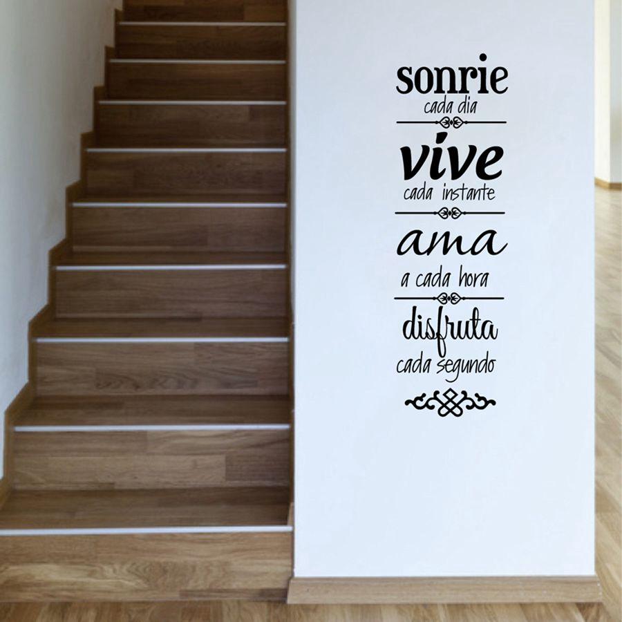 Envío Gratis, pegatinas DE pared con reglas DE la CASA española, decoración del hogar, versión en español, NORMAS DE CASA, Vinilos Decorativos