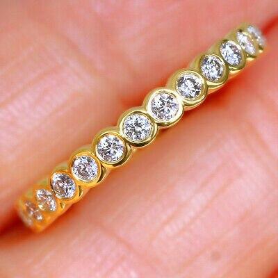 Einfache Stil Nette Kleine Runde Zirkon Ring Silber & Gold Farbe Hochzeit Bands Versprechen Liebe Engagement Ringe Für Frauen