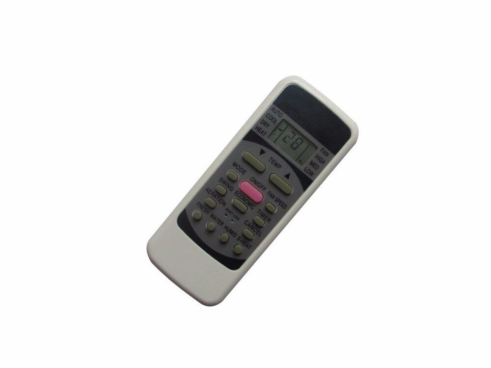 Controle remoto para controlador de calor comfort-aire dvc09 dvc12 dvc18 & dantex RK-09PNM-R RK-12PNM-R & condicionador de ar lennox r51