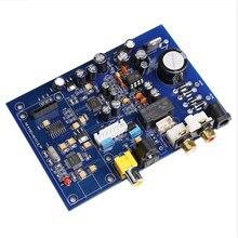 AK4490 + AK4118 NE5532 Quad Input DAC Decoder Board with Analog Input, Quad Switch Input, Fiber, Coaxial Input