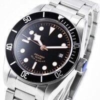 Men Watch Waterproof Automatic Mechanical Wristwatches Male Clock luxury top brand sterile dial dress Masculino Reloj hombre