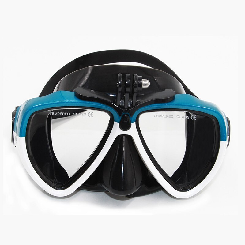 TELESIN-máscara de buceo Div, gafas de natación, kit de lentes para GoPro...