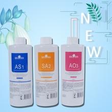 Haute qualité!!! AS1 + SA2 + AO3 Aqua Peeling Solution 400 ml/bouteille Aqua sérum pour le visage Hydra sérum pour la peau normale importé F