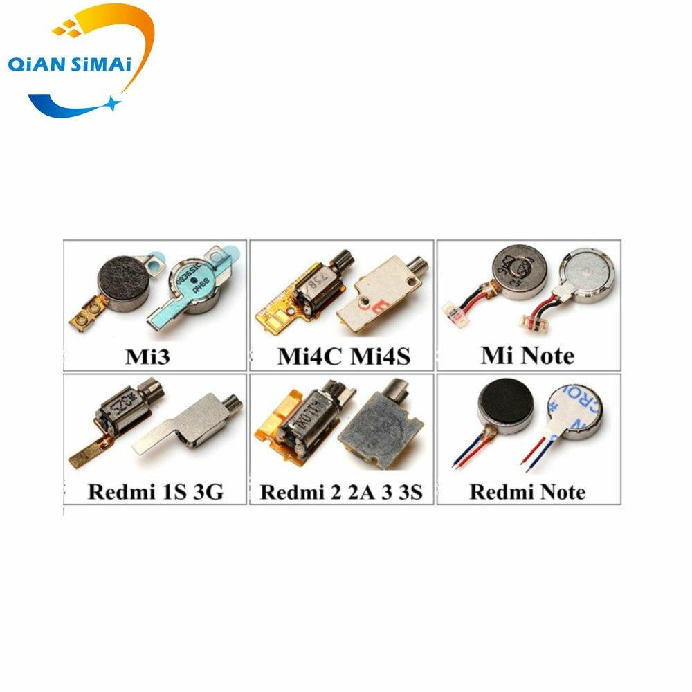 Vibrator Vibration Motor Buzzer Flex kabel Für Xiaomi Mi3 Mi4C Mi4S Mi5 Mi5s Plus Mi Hinweis Redmi 1s 2 2A 3 3s Hinweis 2 3 4 4X 5