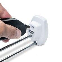 Présentoirs de sécurité à Double face   (50 pièces/lot) supports daffichage de sécurité à suspension et à suspension, Style léger, pour magasin de détail