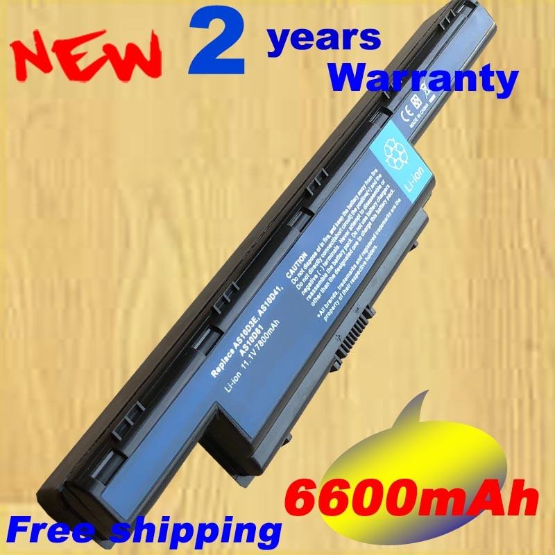 9 celdas batería para acer Aspire 4741 5742G 5552G 5742G 5750G 5741G...