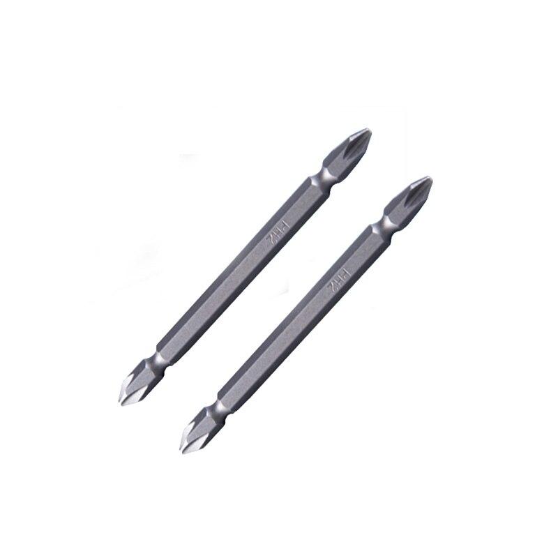 Профессиональные магнитные насадки для отвертки PH2 2 шт. 1/4