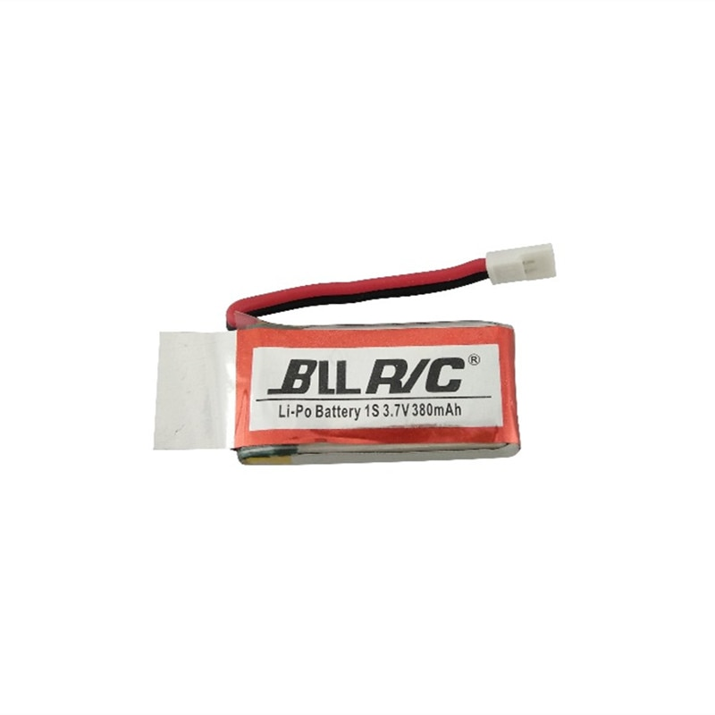 5pcs/lot 3.7V 380mAh Lipo Battery 5 In 1 Charger for Hubsan X4 H107c H107d V252 SYMA X11C UDI U816 Helicopters RC Drone enlarge