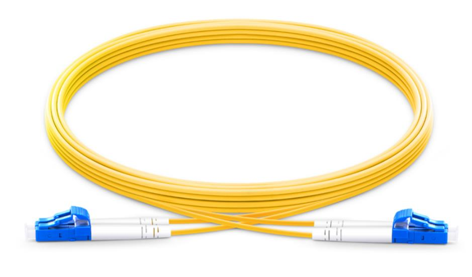 FirstFiber 2 m LC UPC a LC UPC G657A 2 núcleos Cable...