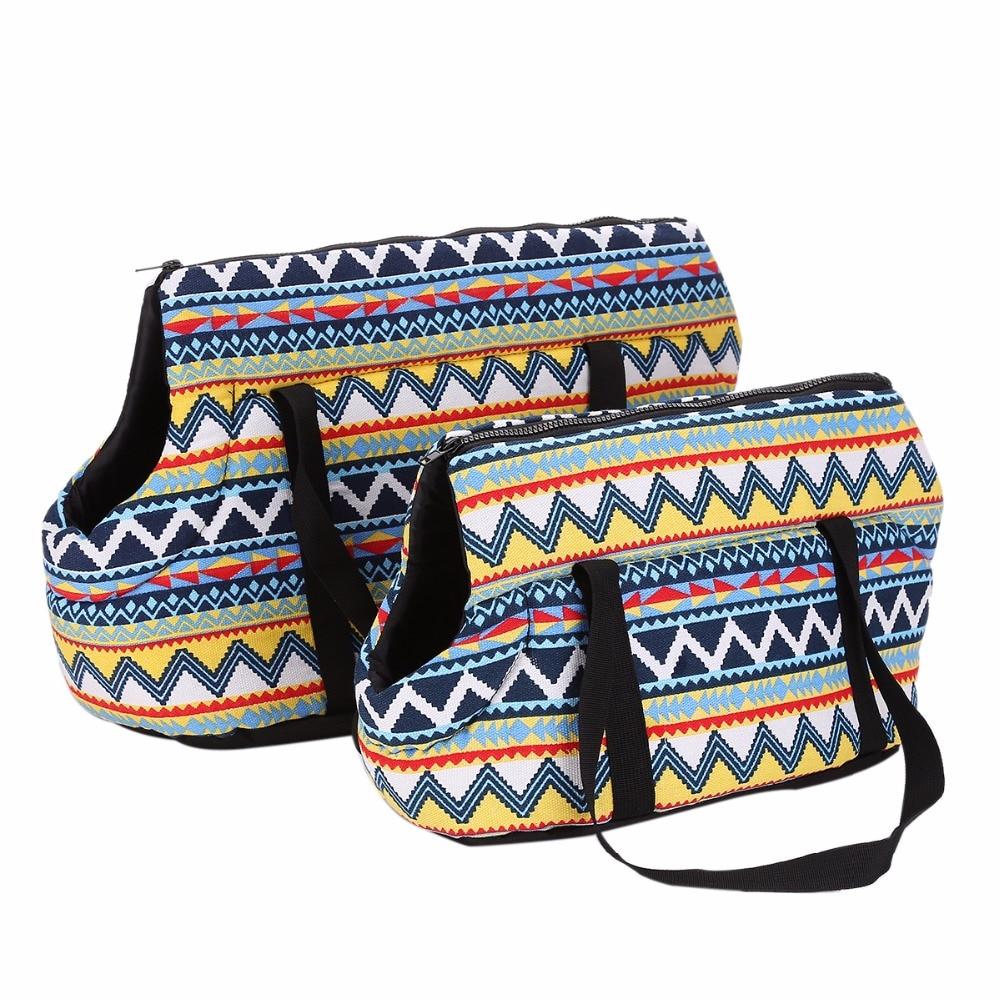 Transportín para mascotas, mochila para perros, acogedor cachorro suave, bolsas para gatos y perros, bolsa de viaje para excursionismo al aire libre para mascotas, bolsa de hombro para Chihuahua Pug, productos para mascotas