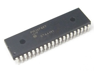 شحن مجاني PIC16F887-I/P PIC16F887-E/P PIC16F887