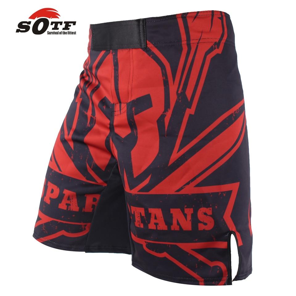 SOTF спортивные шорты для фитнеса с рисунком скорпиона, бокса, ММА, шорты для кикбоксинга, муай тай, бокса, тигра, Муай Тай, ММА