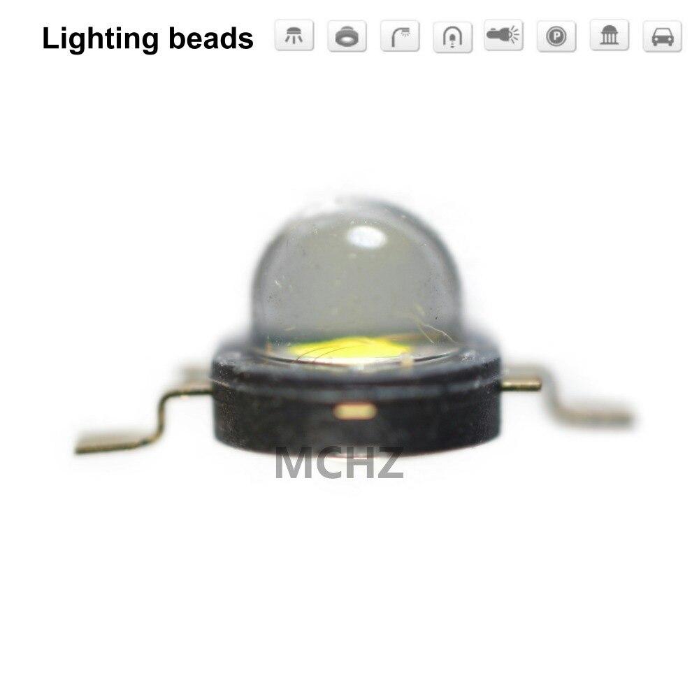 15 Uds. 5W 1500ma 3 V-3,8 V 5w bombillas LED de alta potencia SMD blanco puro blanco cálido SEOUL X W42180 CRI80