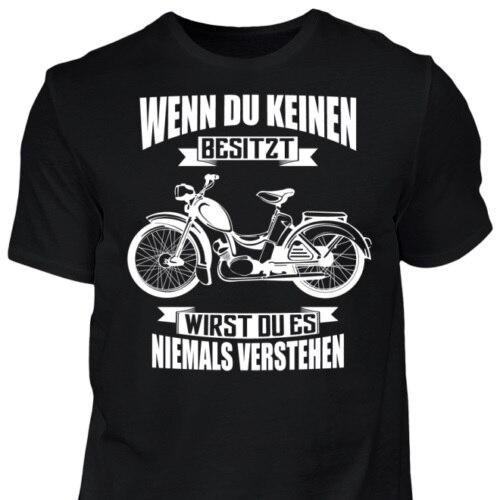 2019 nova camisa de manga curta dos homens da aptidão do rolo do ciclomotor de simson
