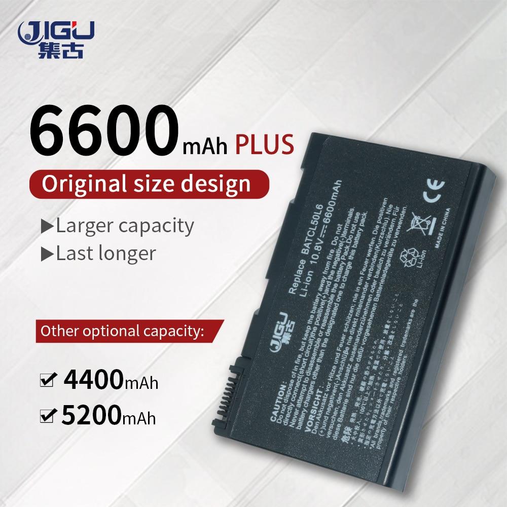 JIGU batería del ordenador portátil para Acer Aspire 3100, 3103, 3690, 5100,...
