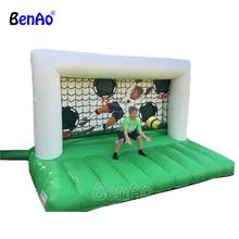 S380 BENAO livraison gratuite le football gonflable le plus populaire/football de table, jeux de sport gonflables/gonflables de football